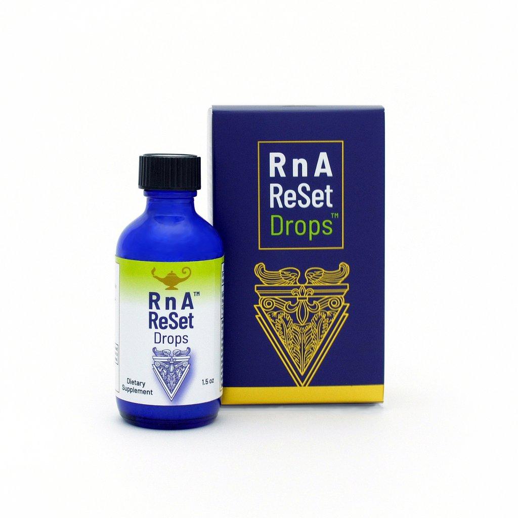 RnA ReSet Drops™ - Extrakt z ječmene