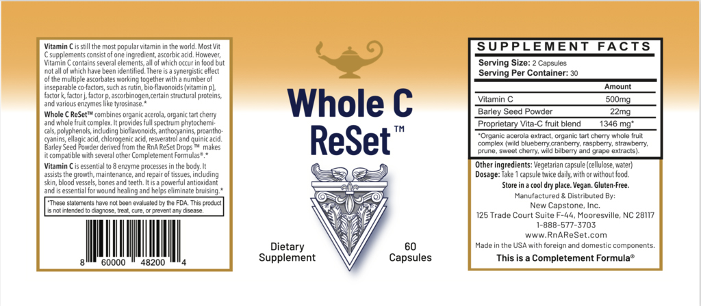 Whole C ReSet™ - Vitamin C