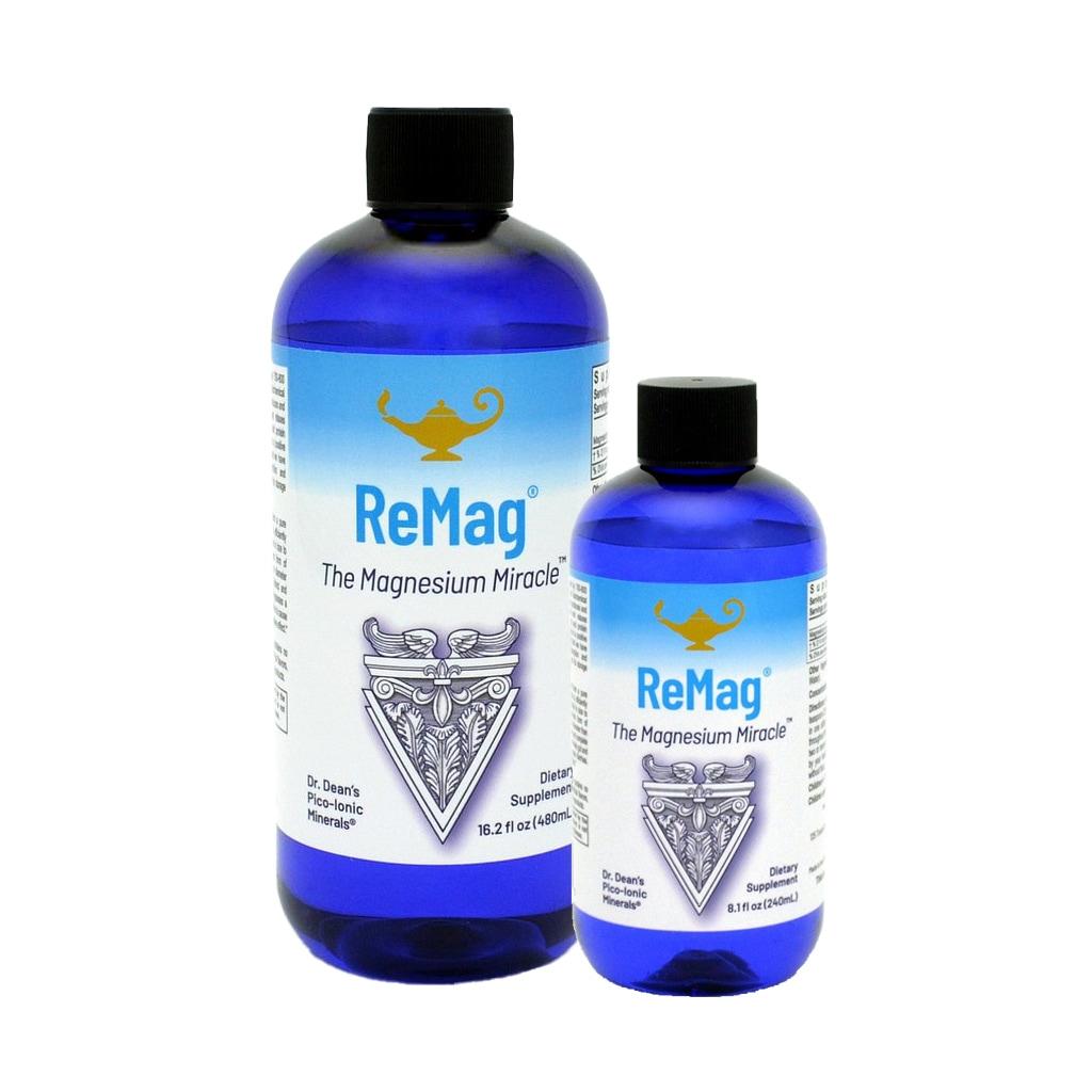 ReMag® - Dr. Dean's Pico Meter Liquid Magnesium