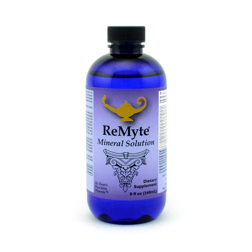 ReMyte® - Mineral Solution | Dr. Dean's Pico Ionic Multiple Minerals
