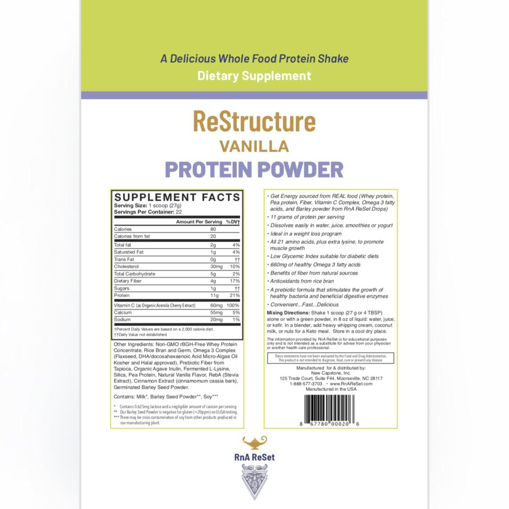 ReStructure® - Protein Powder
