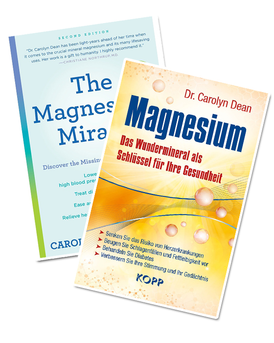 Magnesium: Das Wundermineral als Schlüssel für Ihre Gesundheit - Buch
