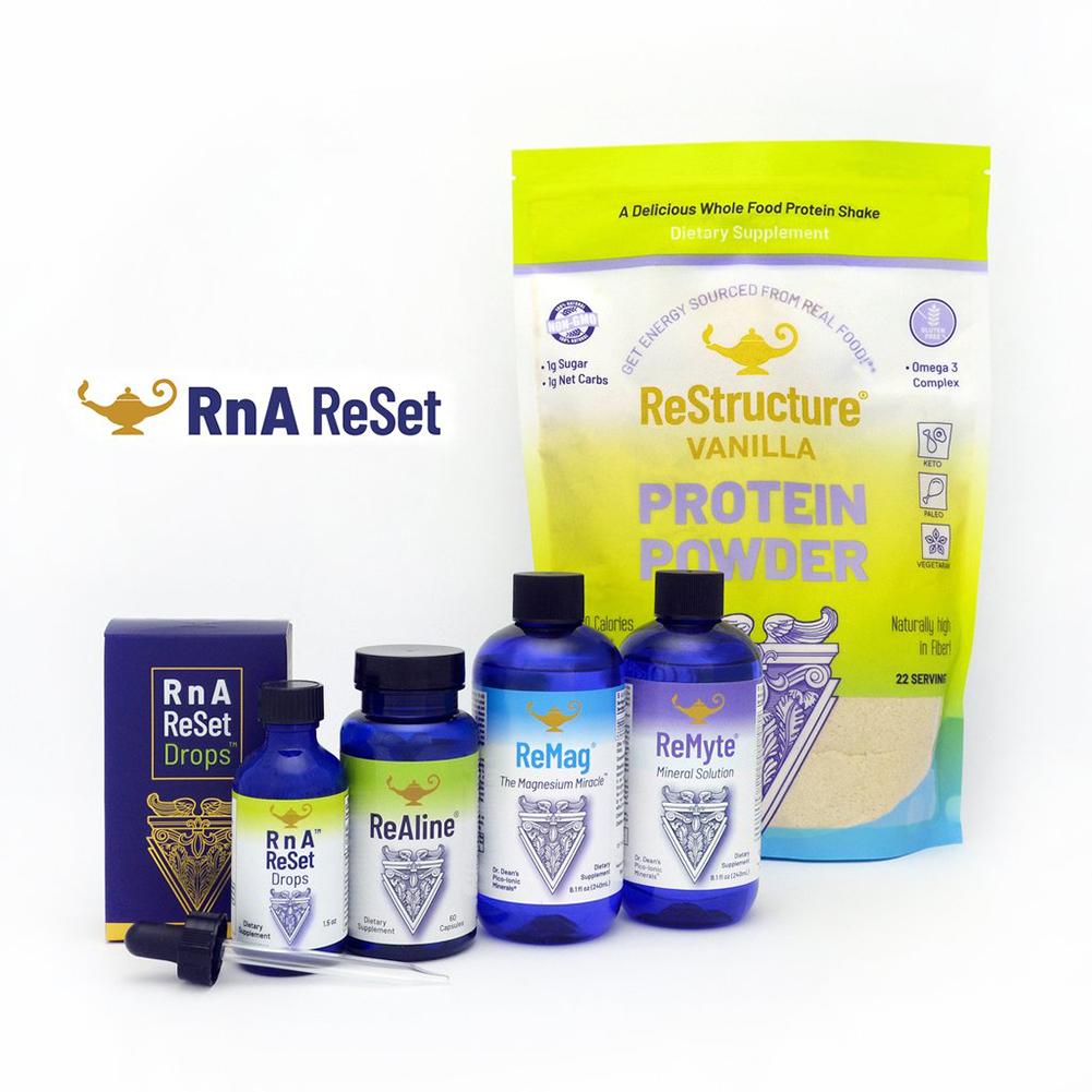 Dr. Dean´s Total Body ReSet ReBoot – Die perfekte Ernährung für den Körper